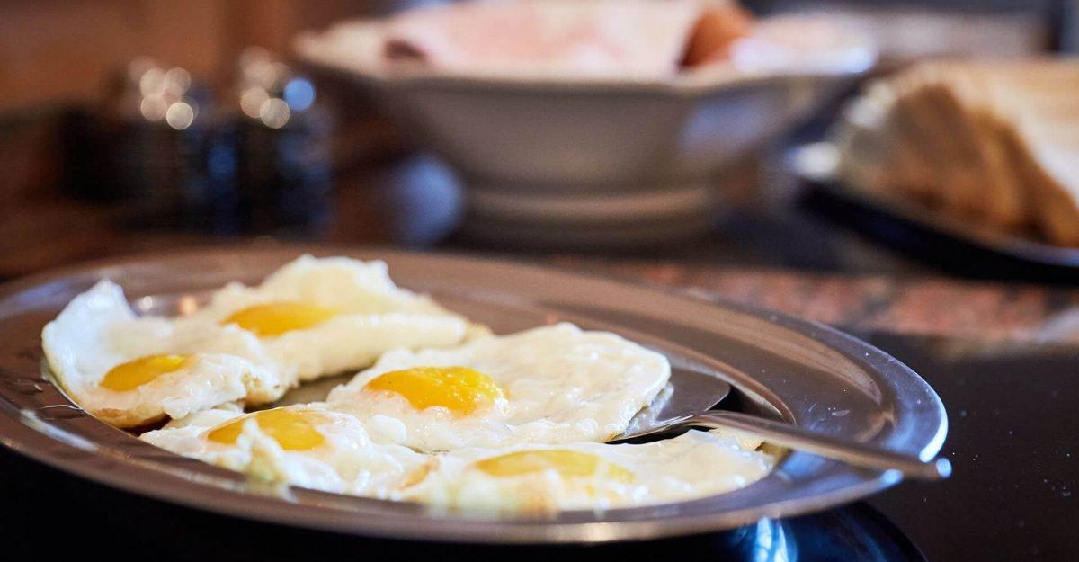 Kein Urlaubstag ohne ein gutes Frühstück!