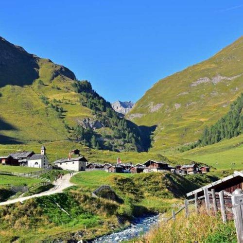 Impressionen vom Hotel Schönwald in Vals/Südtirol