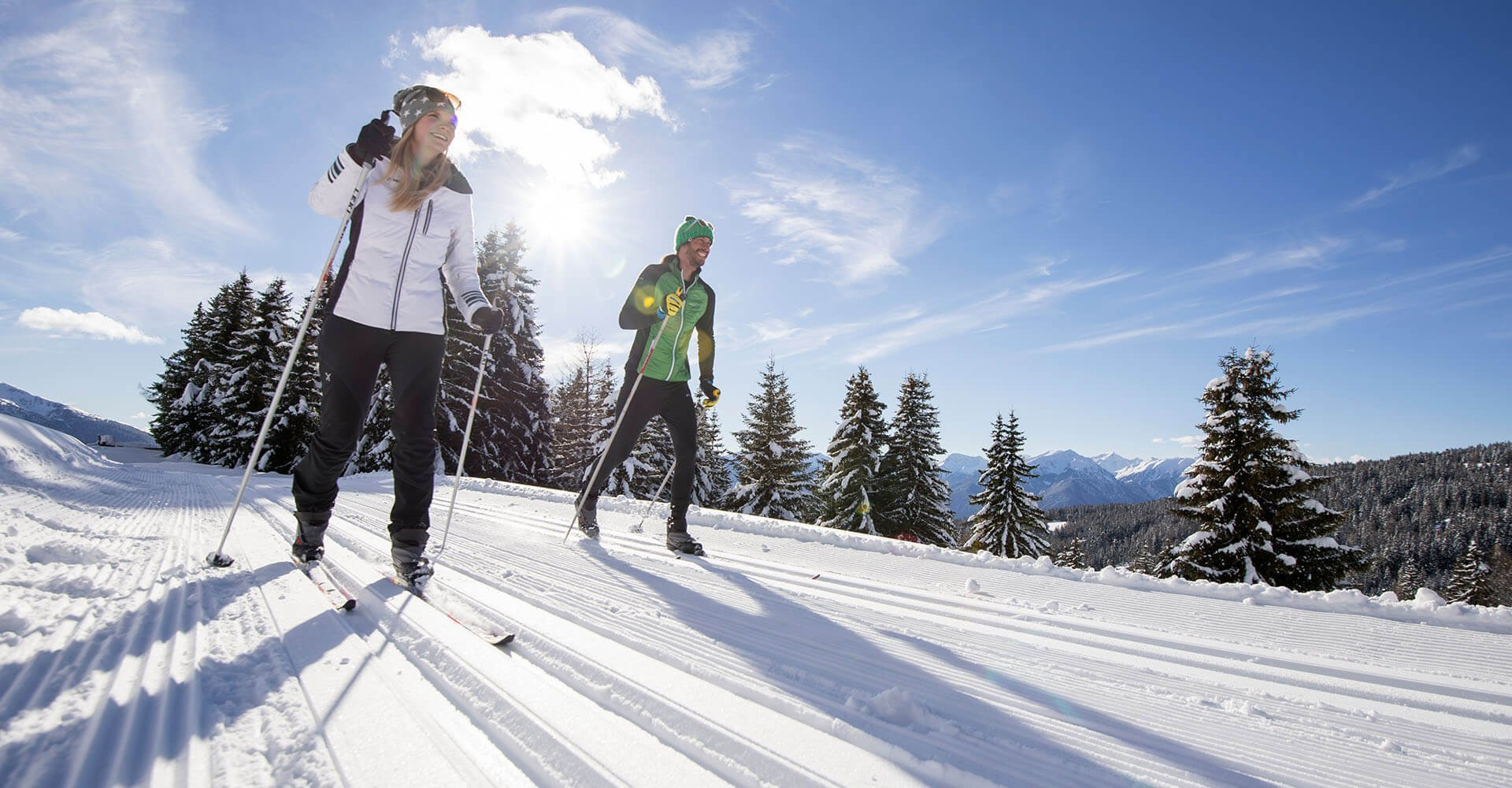 Unser ideal gelegenes Hotel im Skigebiet Gitschberg Jochtal
