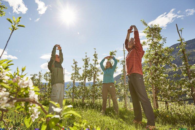 In der Ruhe liegt die Kraft | Südtirol Balance