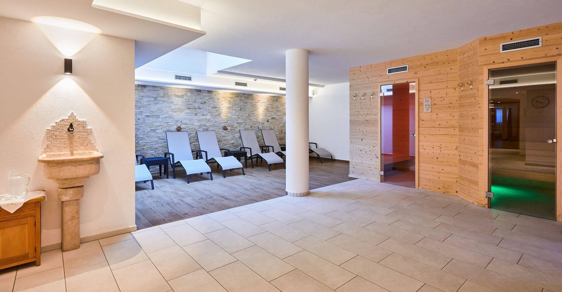 Wellness in Vals im Hotel Schönwald im Pustertal