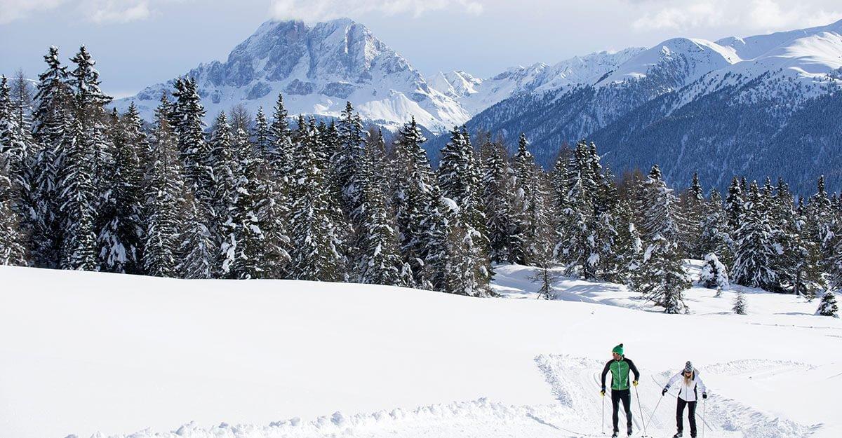 Winterspass im Pustertal/Südtirol im Hotel Schönwald Vals